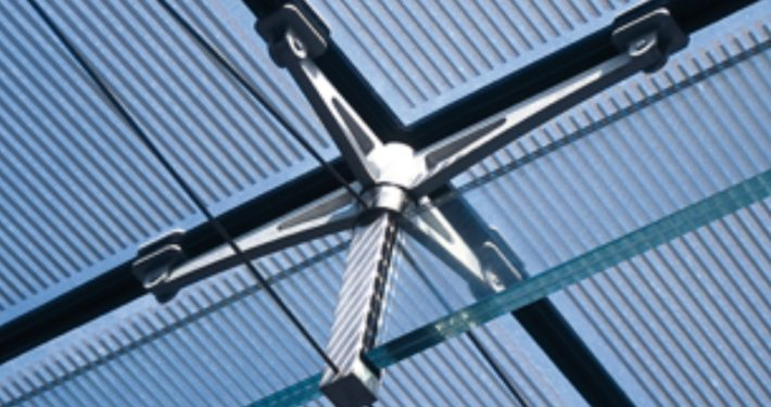 Structural glazing - SG fasade