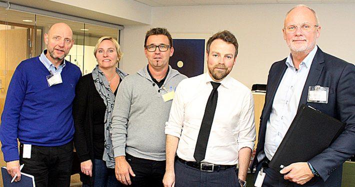 Foto. 2015 ministermøte