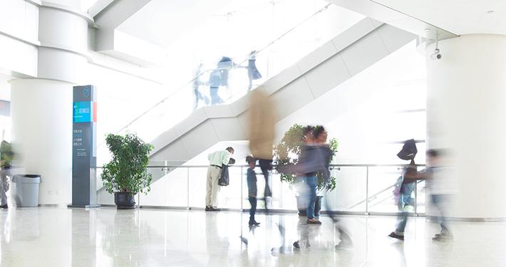 Inngangsparti. Foto Shutterstock