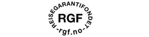 Reisegarantifondet. Logo