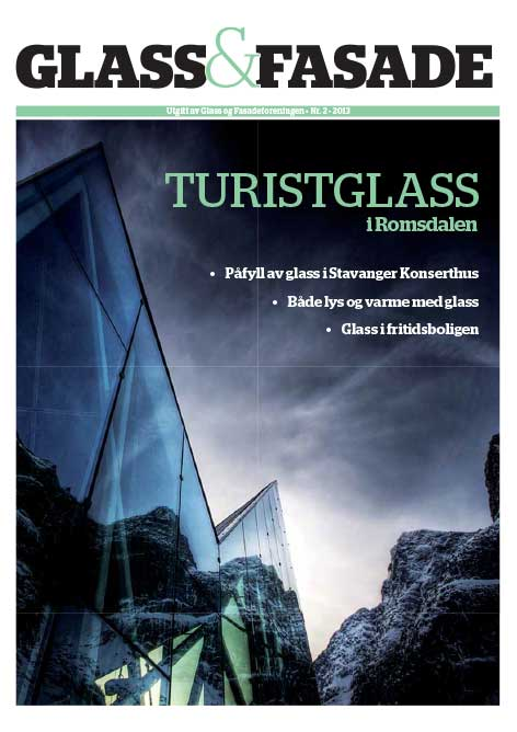 Foto cover Glass og Fasade