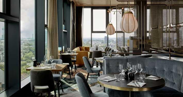 Foto av 25hours hotel dasTour