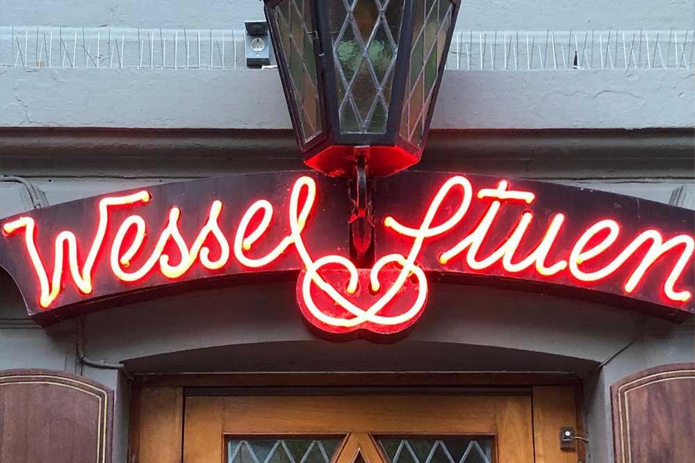 Foto av wesselstuen restaurant i Bergen