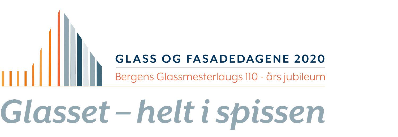 Logo Glass og Fasadedagene 2020