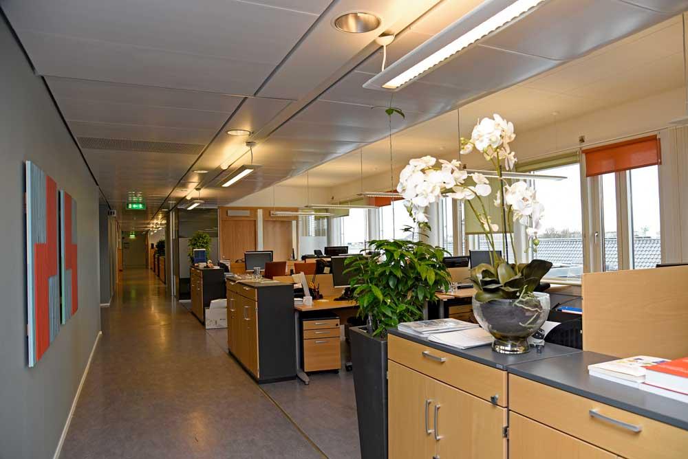 Foto av kontor