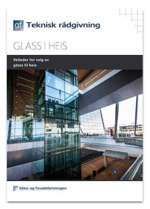 Cover veileder Glass i heis