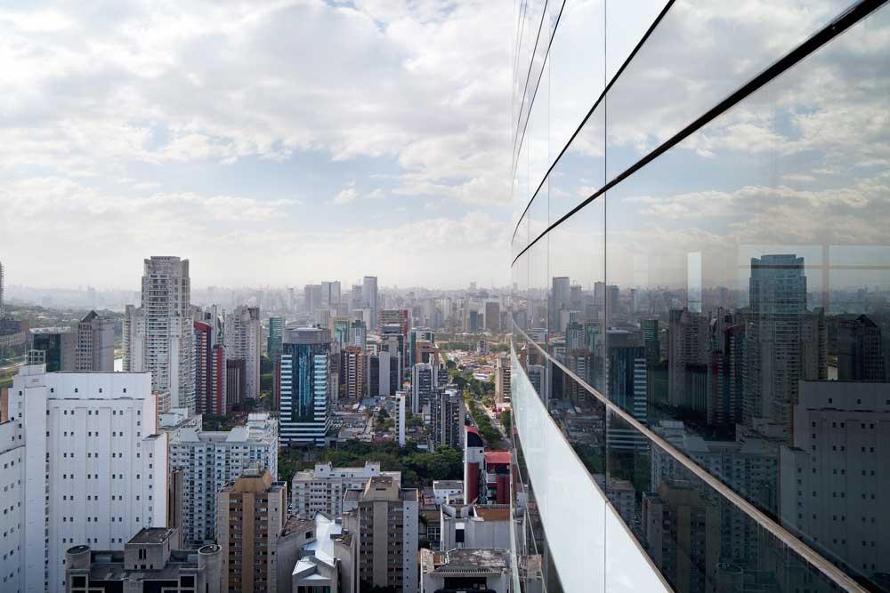 Foto av SG-fasade