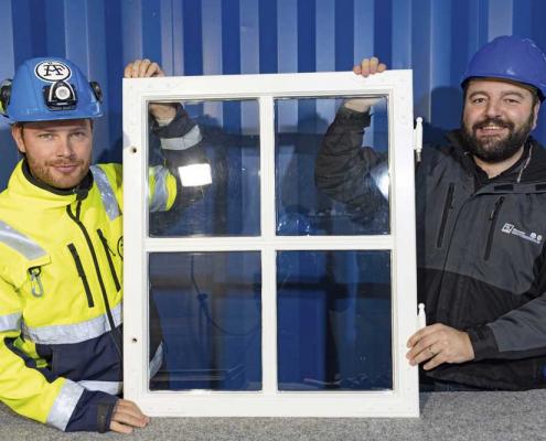 Foto Anders Gulsrud og Trond Belkasmi Anders Gulsrud og Trond Belkasmi