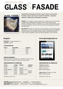 Medieplan Glass&Fasade 2021