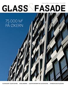 Foto av cover Glass & Fasade 0420
