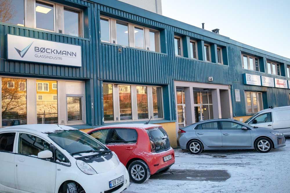 Foto av Bøckmann Glassindustri Oslo