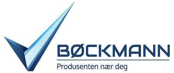 Logo Bøckmann Glassindustri AS