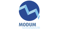 Logo Modum Glassindustri AS