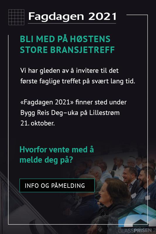 Annonse Fagdagen 2021
