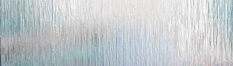 Foto av frostet glass