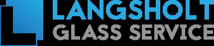Logo Langsholt Glasservice AS