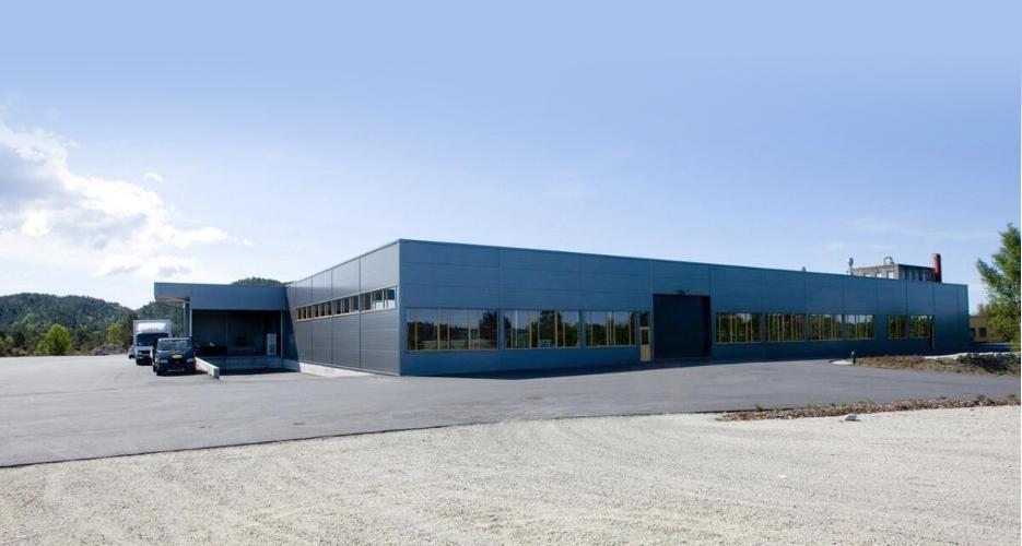 Foto av fabrikklokale